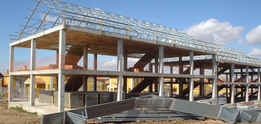 Estructuras ligeras rehabilitaci n de cubiertas - Cubiertas metalicas ligeras ...